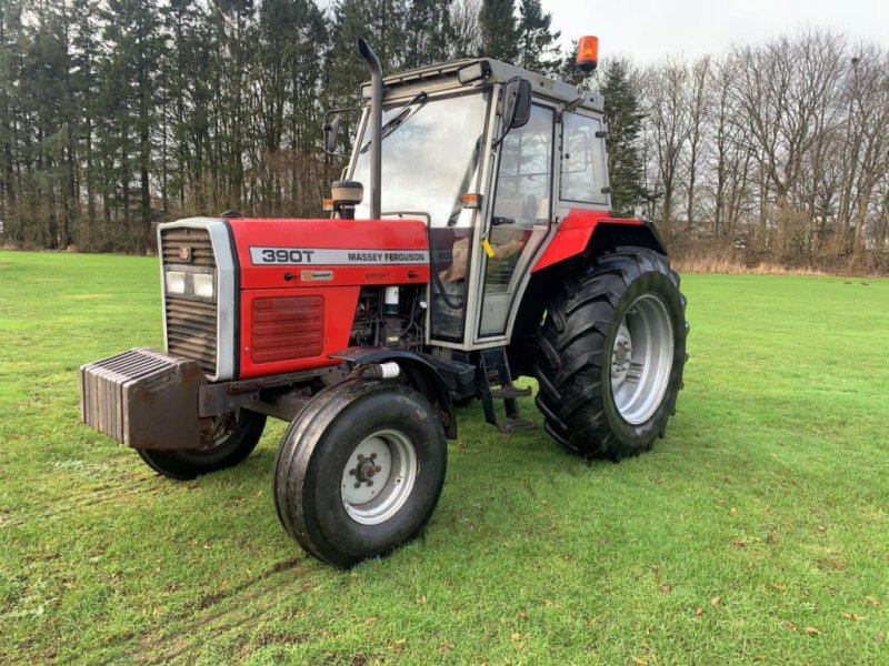 Traktor a típus Massey Ferguson 390T, Gebrauchtmaschine ekkor: Jelling (Kép 1)