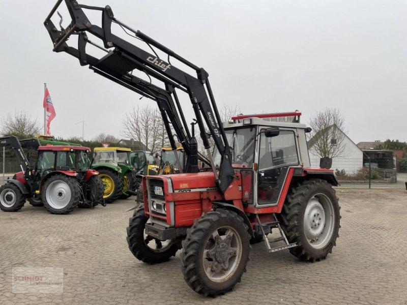 Traktor des Typs Massey Ferguson 397 A, Gebrauchtmaschine in Obernholz  OT Steimke (Bild 1)