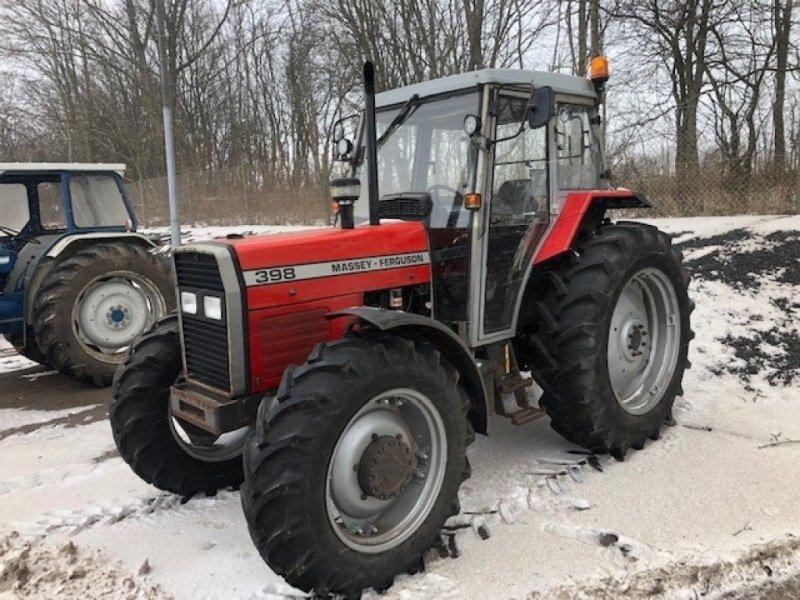 Traktor типа Massey Ferguson 398, Gebrauchtmaschine в Børkop (Фотография 1)