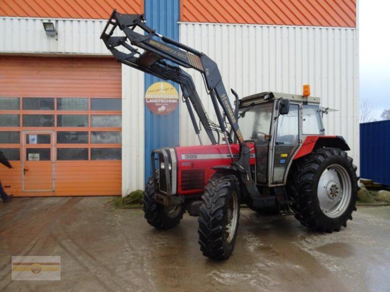 Traktor типа Massey Ferguson 399, Gebrauchtmaschine в Böklund (Фотография 1)