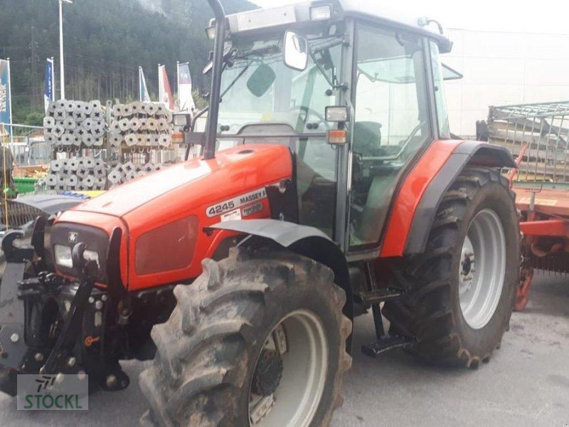 Traktor des Typs Massey Ferguson 4245-4 LP, Gebrauchtmaschine in Pfaffenhofen/Telfs (Bild 1)