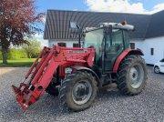 Traktor typu Massey Ferguson 4245 MED FRONTLÆSSER, Gebrauchtmaschine v Mariager