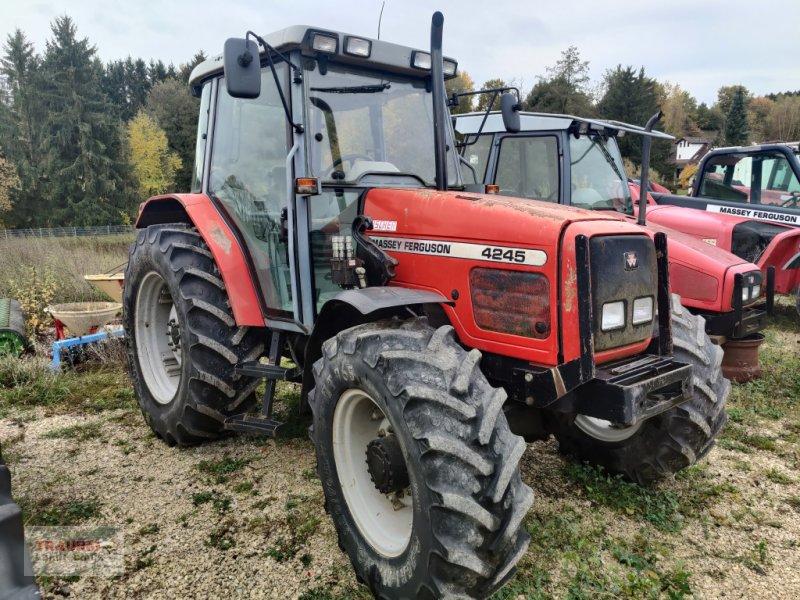 Traktor des Typs Massey Ferguson 4245, Gebrauchtmaschine in Mainburg/Wambach (Bild 1)
