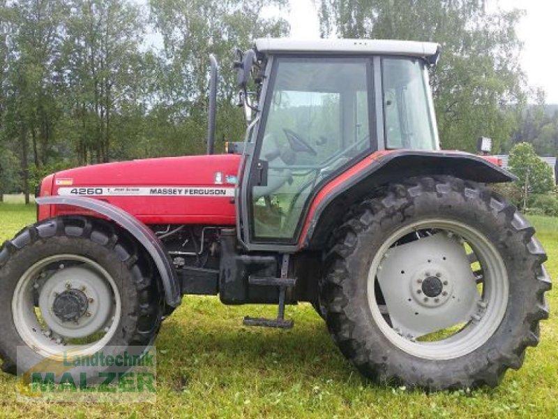 Traktor типа Massey Ferguson 4260, Gebrauchtmaschine в Mitterteich (Фотография 2)
