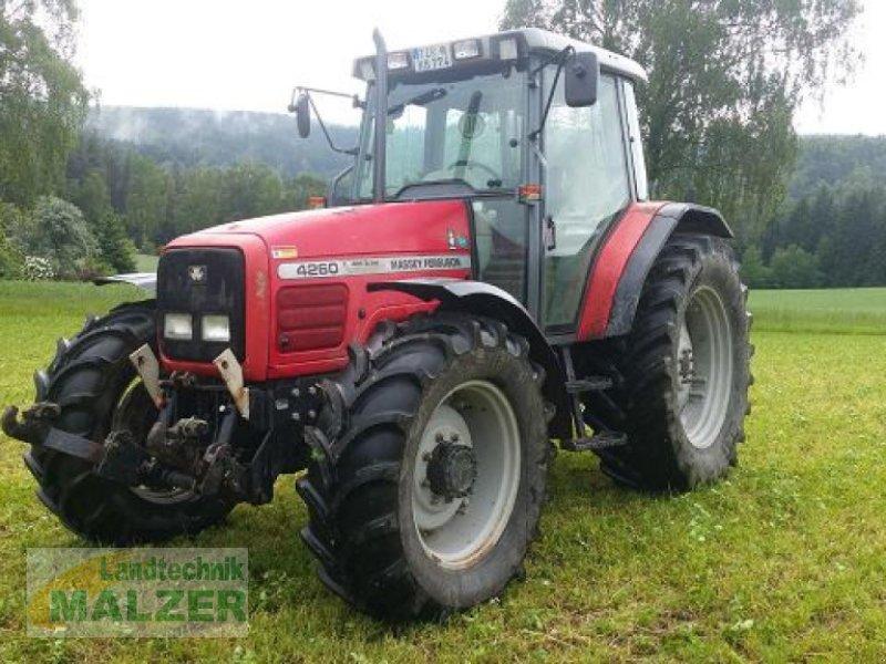 Traktor типа Massey Ferguson 4260, Gebrauchtmaschine в Mitterteich (Фотография 3)