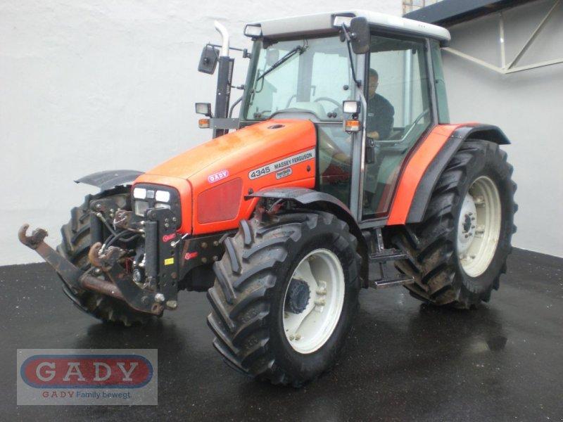 Traktor des Typs Massey Ferguson 4345-4 LP/HV/KL, Gebrauchtmaschine in Lebring (Bild 1)
