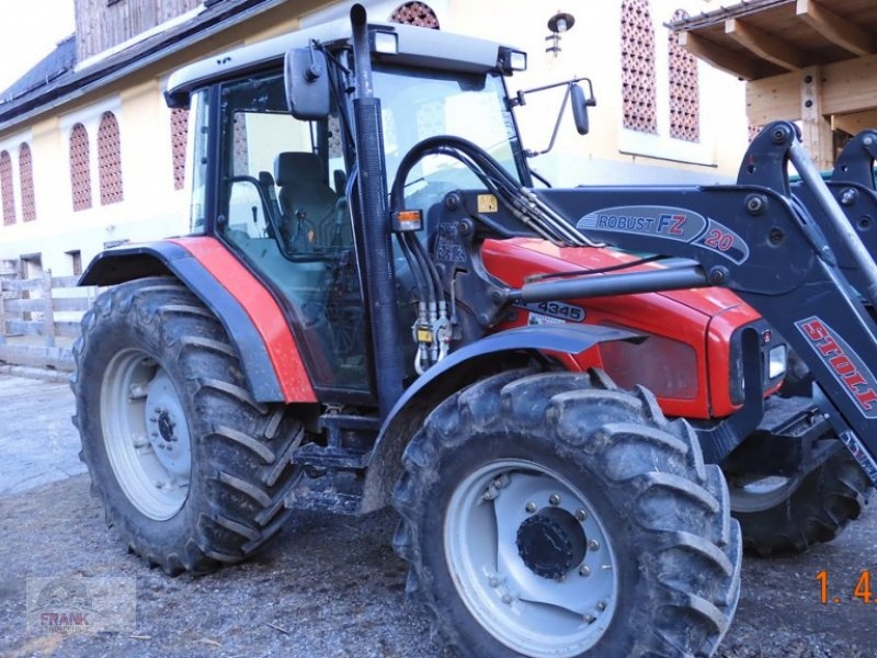 Traktor tipa Massey Ferguson 4345-4 LP/HV/KL, Gebrauchtmaschine u Bad Vigaun (Slika 1)