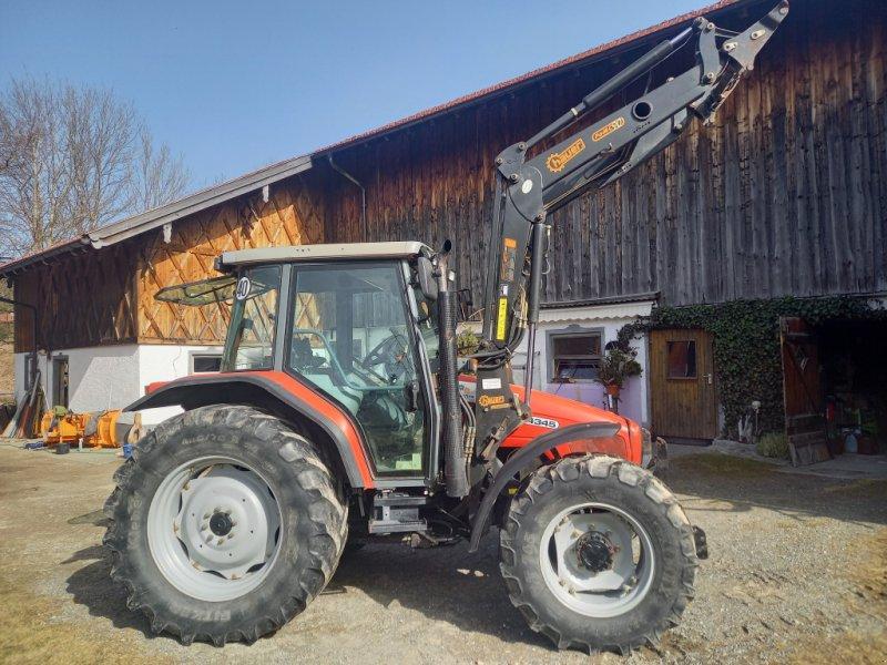 Traktor des Typs Massey Ferguson 4345, Gebrauchtmaschine in Unterammergau (Bild 1)
