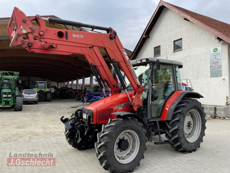 Traktor типа Massey Ferguson 4355, Gebrauchtmaschine в Mühldorf (Фотография 1)