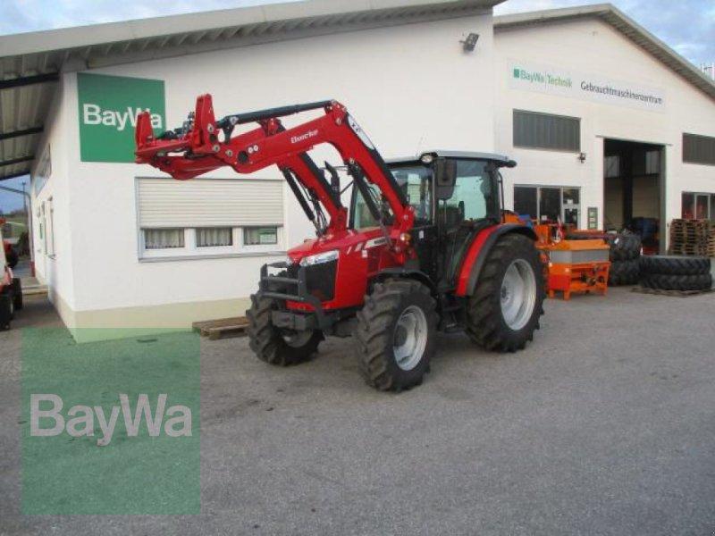 Traktor des Typs Massey Ferguson 4707-4 MR #529, Gebrauchtmaschine in Schönau b.Tuntenhausen (Bild 1)