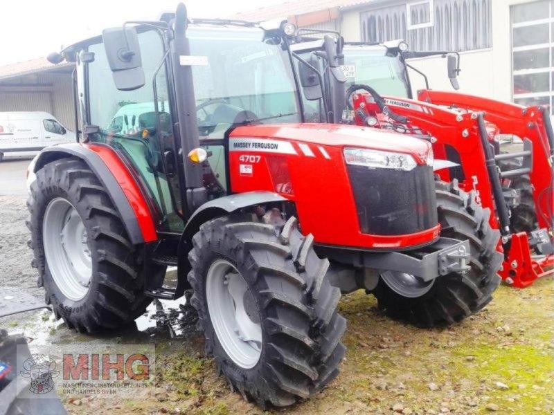 Traktor des Typs Massey Ferguson 4707 MR, Neumaschine in Dummerstorf OT Petschow (Bild 1)