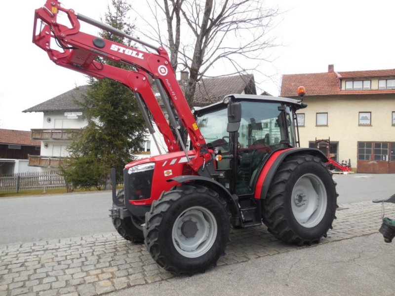 Traktor типа Massey Ferguson 4707, Gebrauchtmaschine в Innernzell (Фотография 1)