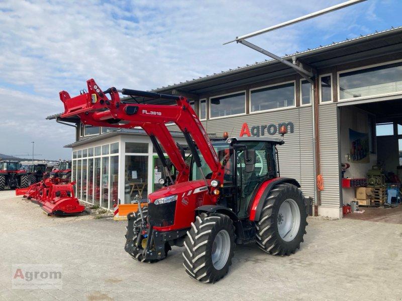 Traktor des Typs Massey Ferguson 4707, Gebrauchtmaschine in Münsingen (Bild 1)