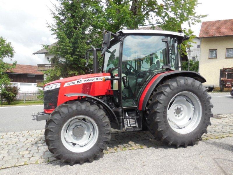 Traktor типа Massey Ferguson 4708 M, Neumaschine в Innernzell (Фотография 1)