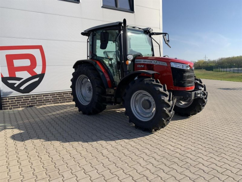 Traktor a típus Massey Ferguson 4708M Dyna-2, Neumaschine ekkor: Sulingen (Kép 1)