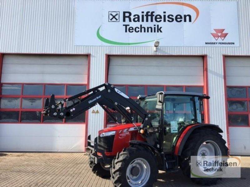Traktor des Typs Massey Ferguson 4709 Cab 4 WD, Gebrauchtmaschine in Bad Langensalza (Bild 1)