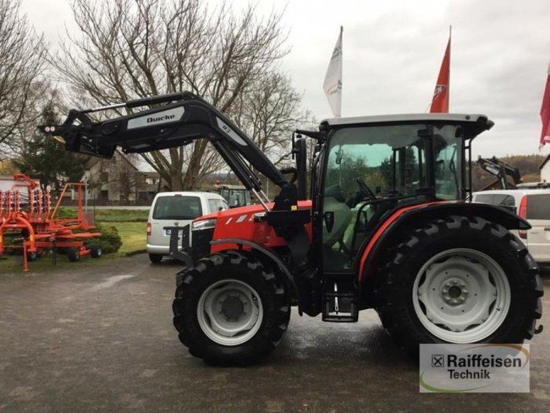 Traktor des Typs Massey Ferguson 4709 ES, Gebrauchtmaschine in Trendelburg (Bild 1)