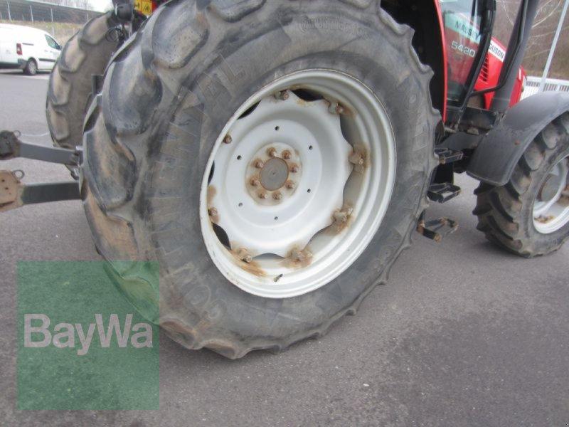 Traktor a típus Massey Ferguson 5420, Gebrauchtmaschine ekkor: Großweitzschen  (Kép 4)