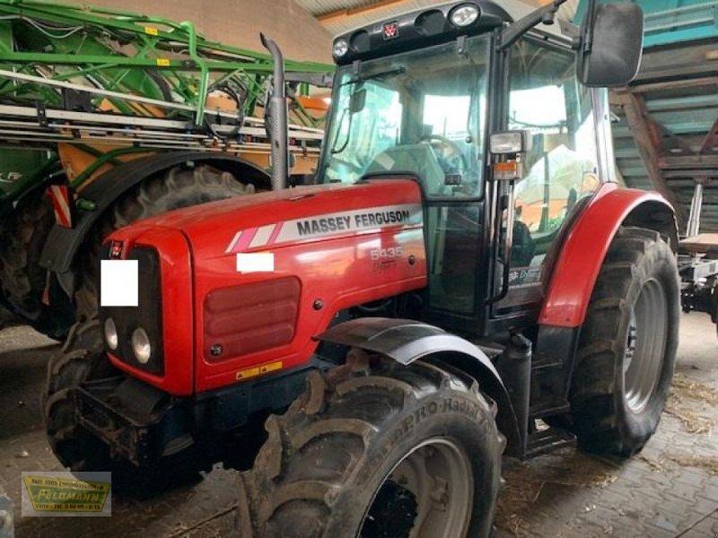 Traktor des Typs Massey Ferguson 5435 Dyna 4, Gebrauchtmaschine in Neuenkirchen-Vinte (Bild 1)