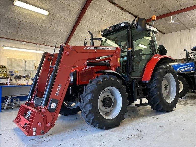 Traktor типа Massey Ferguson 5435 KUN 3500 TIMER OG STEPNOSE!, Gebrauchtmaschine в Aalestrup (Фотография 1)