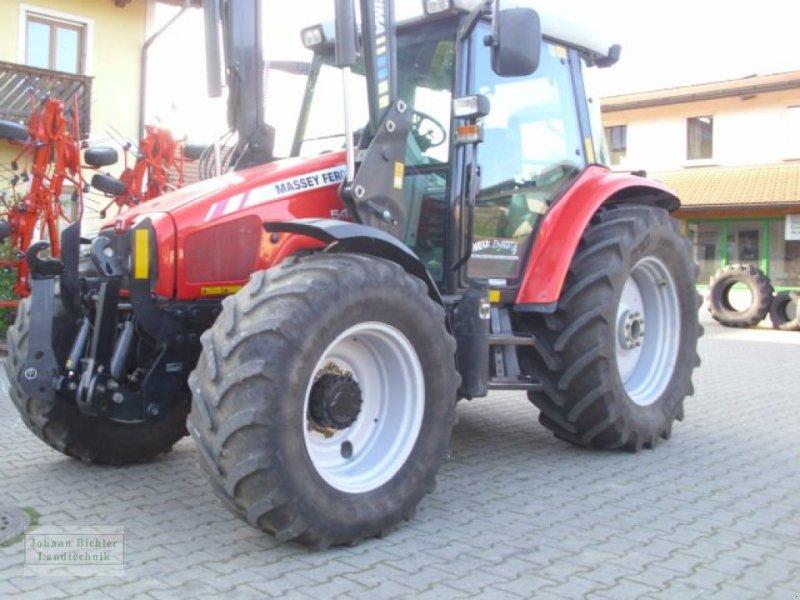 Traktor des Typs Massey Ferguson 5435, Gebrauchtmaschine in Unterneukirchen (Bild 1)