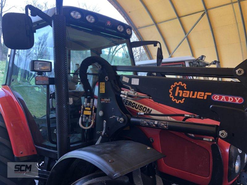 Traktor des Typs Massey Ferguson 5445-4 Privilege, Gebrauchtmaschine in St. Marein (Bild 8)