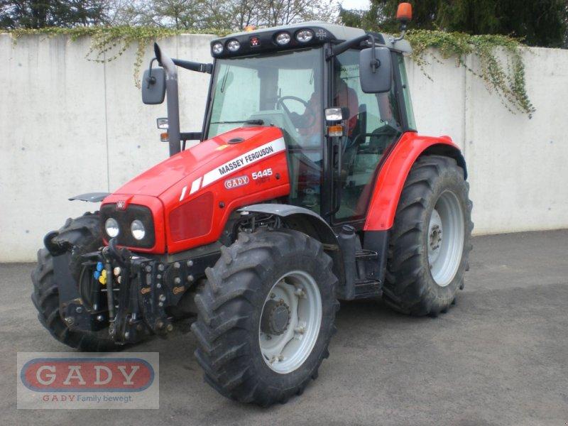 Traktor des Typs Massey Ferguson 5445-4 Standard, Gebrauchtmaschine in Lebring (Bild 1)