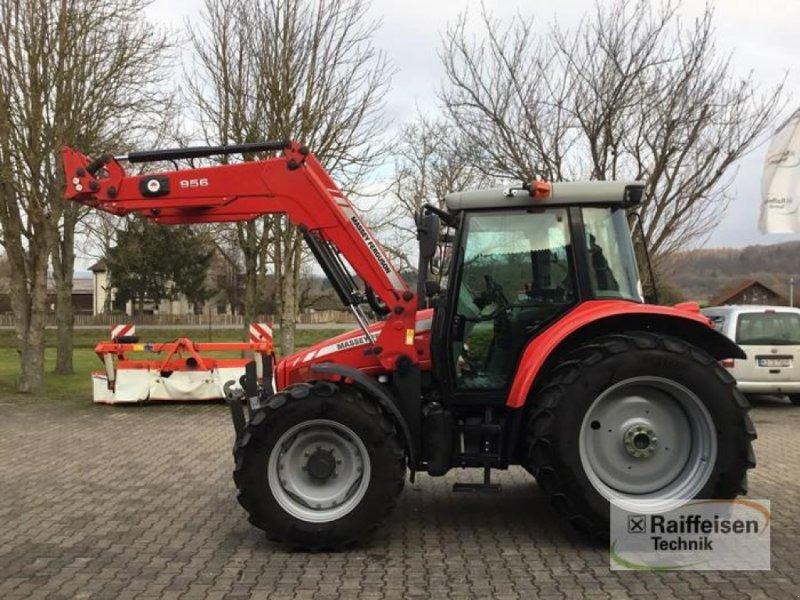 Traktor a típus Massey Ferguson 5445 Freisicht, Gebrauchtmaschine ekkor: Trendelburg (Kép 1)