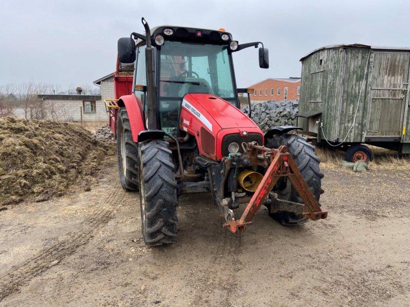 Traktor типа Massey Ferguson 5445, Gebrauchtmaschine в Thisted (Фотография 1)