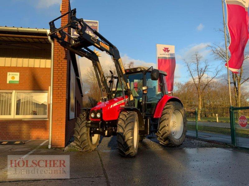 Traktor des Typs Massey Ferguson 5455 Dyna-4, Gebrauchtmaschine in Warendorf (Bild 1)