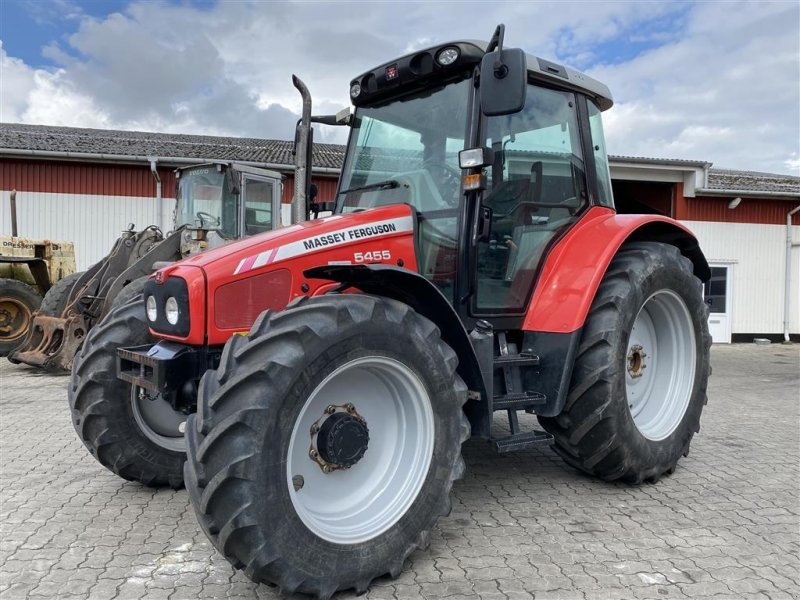 Traktor типа Massey Ferguson 5455 KUN 2300 TIMER!, Gebrauchtmaschine в Aalestrup (Фотография 1)