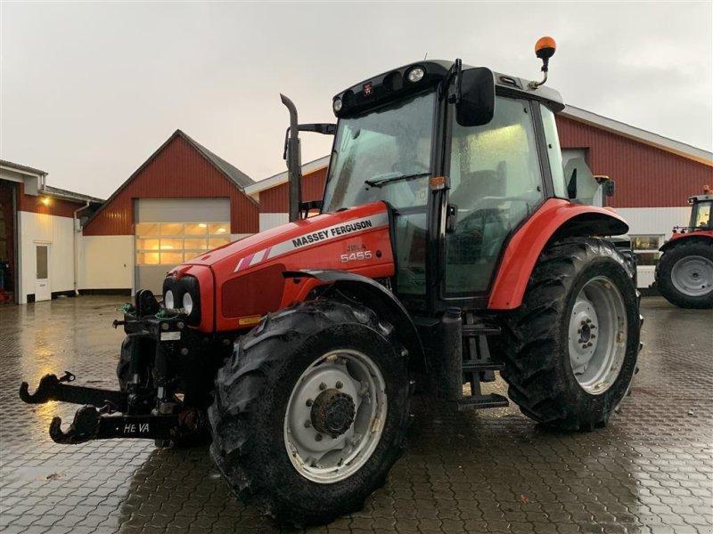 Traktor typu Massey Ferguson 5455 PÅ VEJ HJEM!, Gebrauchtmaschine w Aalestrup (Zdjęcie 1)