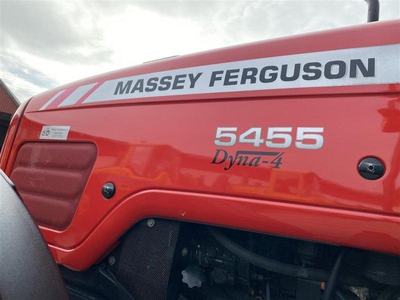 Traktor типа Massey Ferguson 5455 PÅ VEJ HJEM!, Gebrauchtmaschine в Aalestrup (Фотография 1)