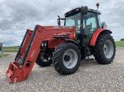Massey Ferguson 5455 STEPNOSE MED MF FRONTLÆSSER Traktor