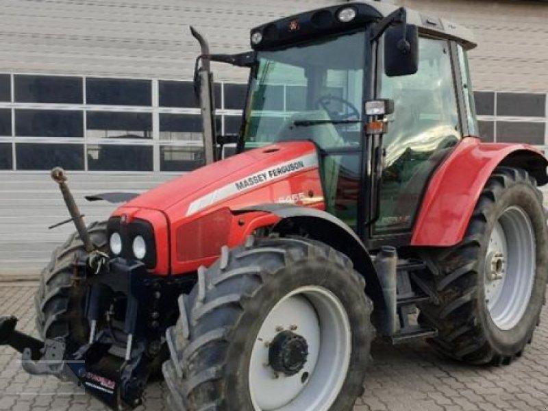 Traktor des Typs Massey Ferguson 5455, Gebrauchtmaschine in Kleinlangheim (Bild 1)