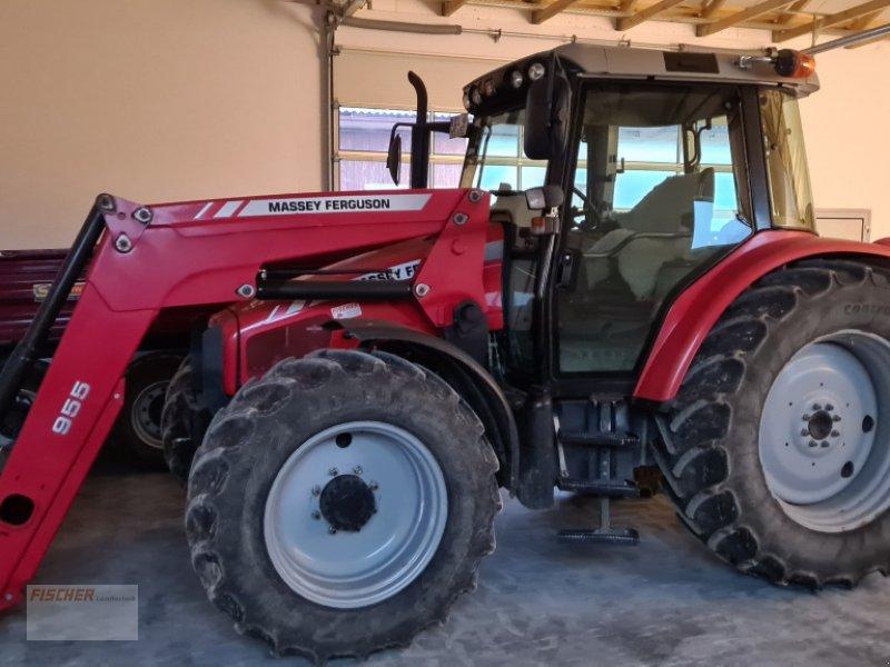 Traktor des Typs Massey Ferguson 5455, Gebrauchtmaschine in Pfoerring (Bild 1)