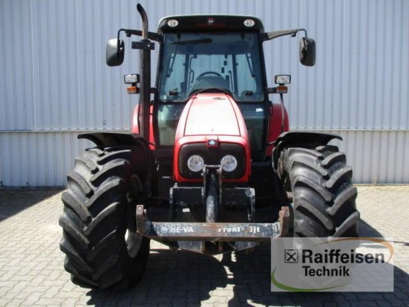 Traktor des Typs Massey Ferguson 5455, Gebrauchtmaschine in Holle (Bild 3)