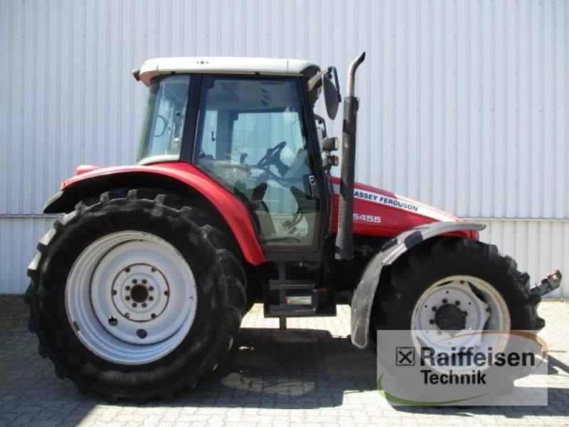 Traktor des Typs Massey Ferguson 5455, Gebrauchtmaschine in Holle (Bild 2)