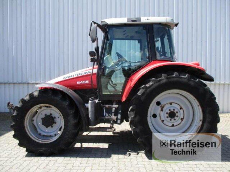 Traktor des Typs Massey Ferguson 5455, Gebrauchtmaschine in Holle (Bild 1)
