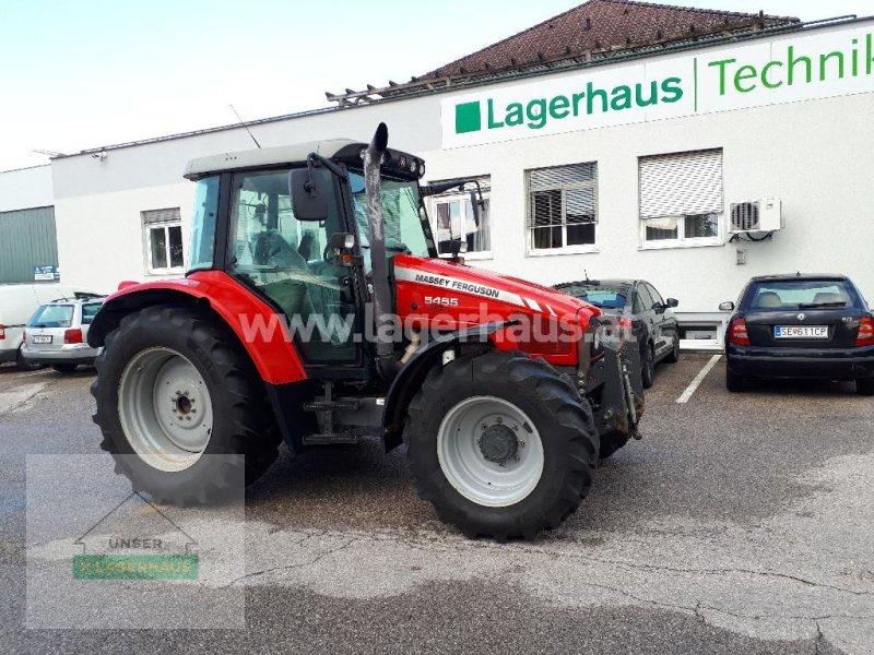Traktor des Typs Massey Ferguson 5455, Gebrauchtmaschine in Amstetten (Bild 1)