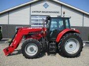 Massey Ferguson 5460 Dyna 4 Med frontlæsser og centralsmørring Traktor