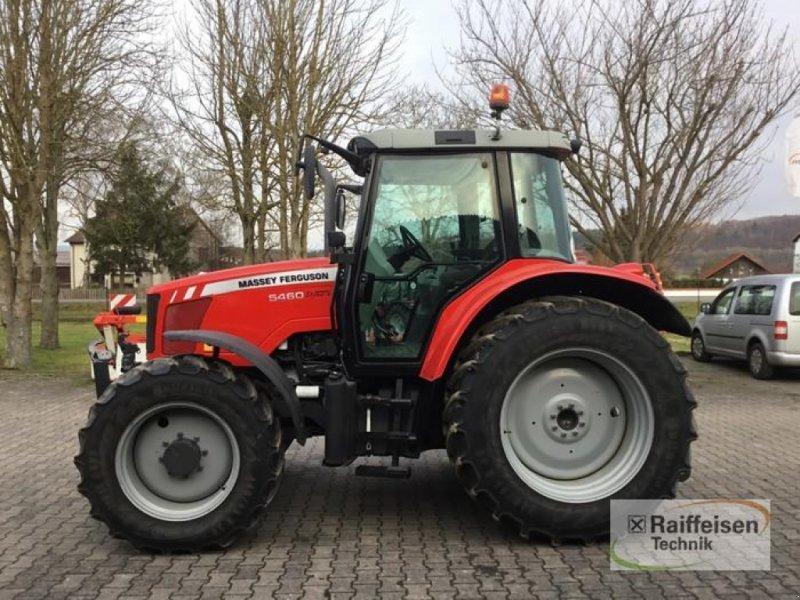 Traktor des Typs Massey Ferguson 5460 Edition, Gebrauchtmaschine in Trendelburg (Bild 1)