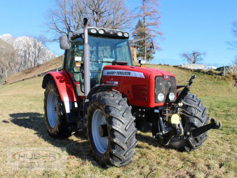 Traktor des Typs Massey Ferguson 5465-4, Gebrauchtmaschine in Kundl/Tirol (Bild 1)