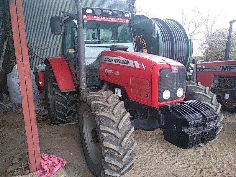 Traktor des Typs Massey Ferguson 5465, Gebrauchtmaschine in ENNEZAT (Bild 1)