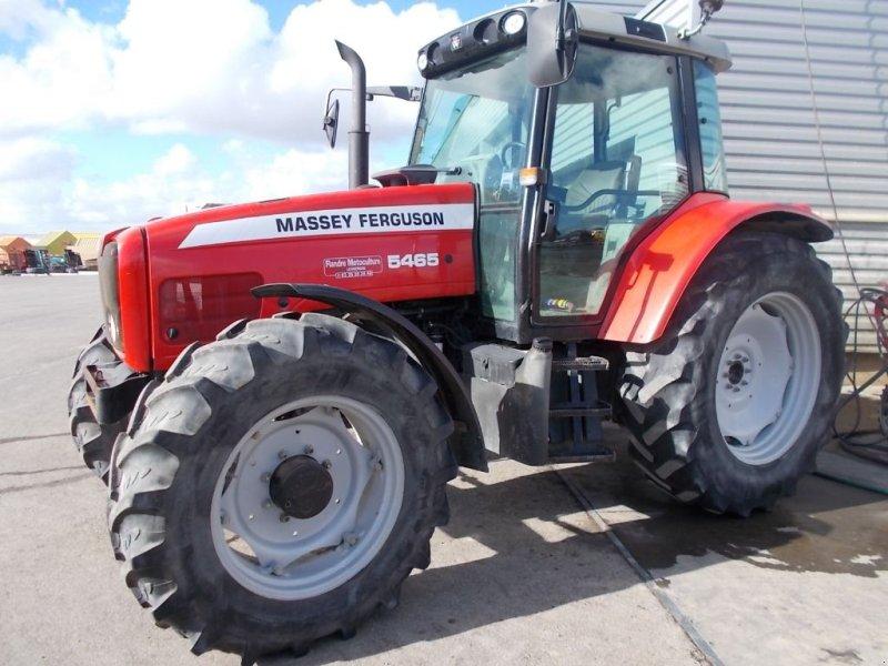 Traktor типа Massey Ferguson 5465, Gebrauchtmaschine в Ste Catherine (Фотография 1)
