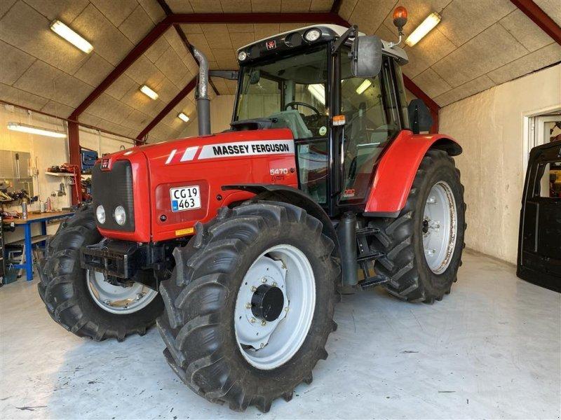 Traktor типа Massey Ferguson 5470 DYNA 4! KUN 3700 TIMER!, Gebrauchtmaschine в Aalestrup (Фотография 1)