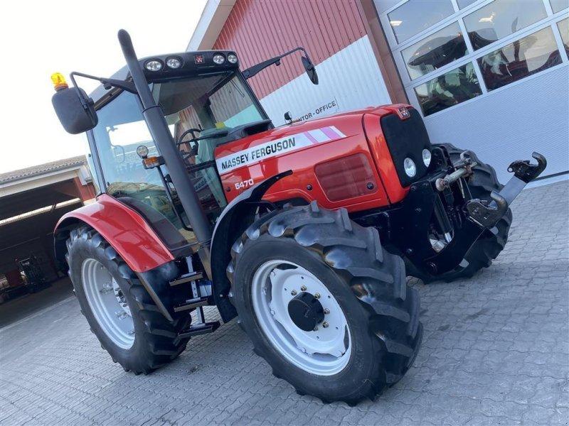 Traktor des Typs Massey Ferguson 5470 Dyna 4 KUN 3900 TIMER OG FLOT STAND!, Gebrauchtmaschine in Aalestrup (Bild 1)