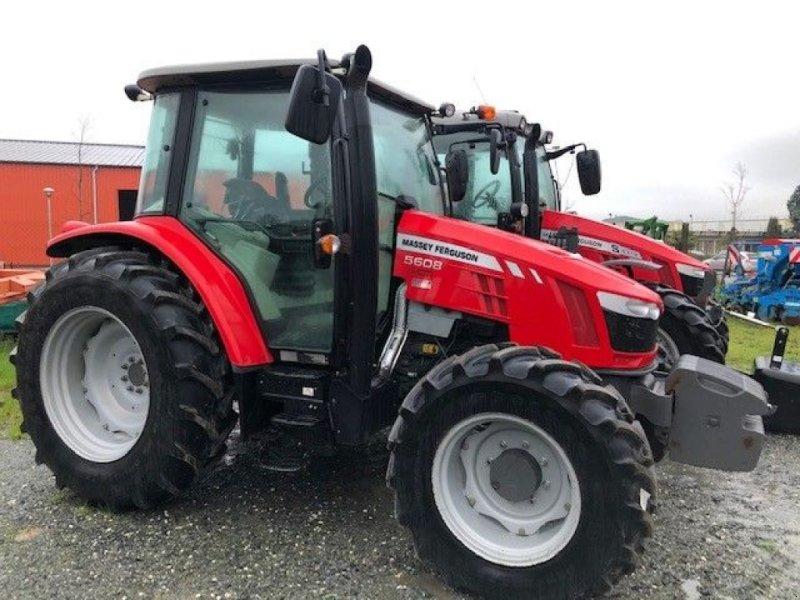 Traktor des Typs Massey Ferguson 5608, Gebrauchtmaschine in ALBI (Bild 1)
