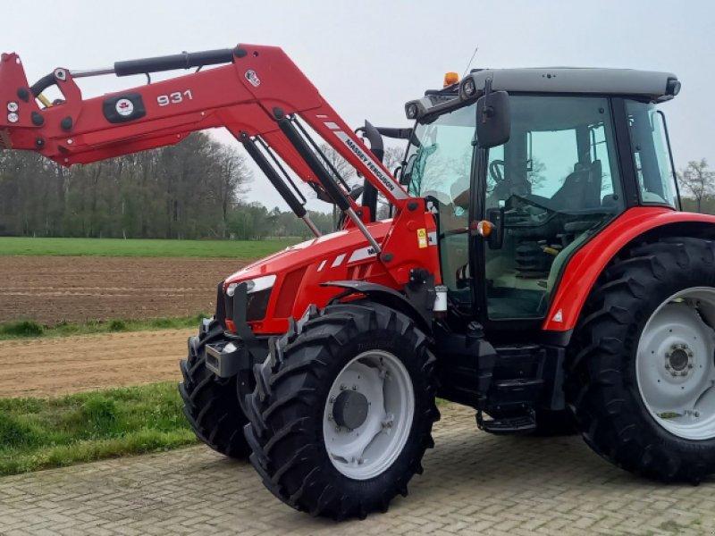 Traktor typu Massey Ferguson 5610 Dyna 4, Gebrauchtmaschine w Fleringen (Zdjęcie 1)