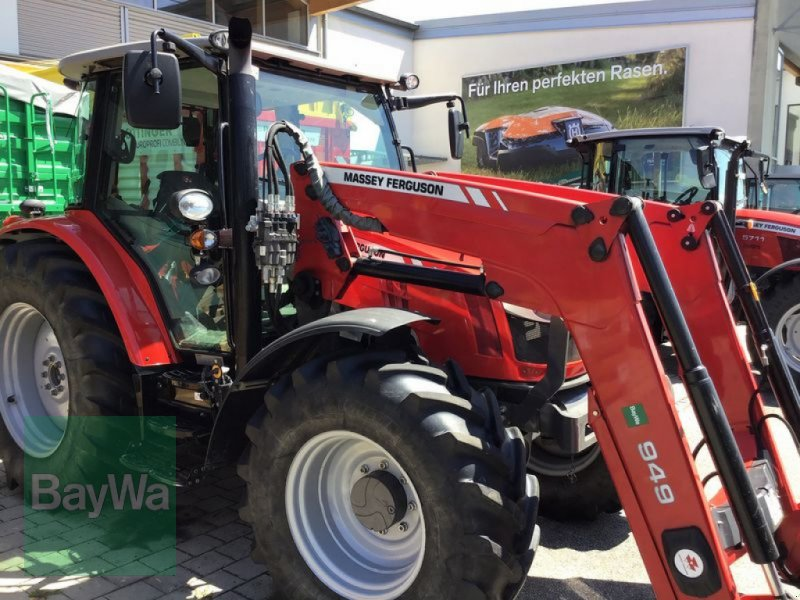Traktor типа Massey Ferguson 5610 DYNA-4, Gebrauchtmaschine в Osterhofen (Фотография 6)